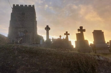 A Ghost Walk of Ancient Llantrisant