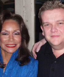 Singer Freda Payne, Palm Springs, California