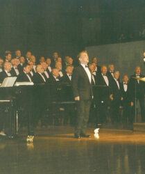Tenor Soloist, Treorchy Male Choir, Queensland Performing Arts Centre, Brisbane, Australia